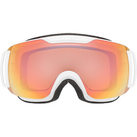 UVEX Downhill 2000 S CV Goggles white/colorvision rose energy